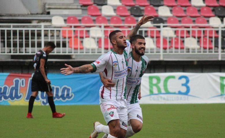 Volante do Fluminense - Jeison Vandemar de Lara Ló - Divulgação