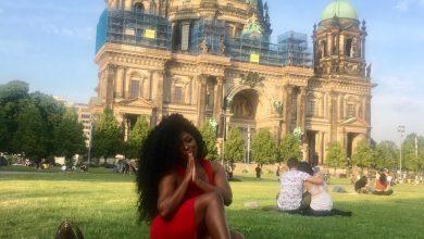 Aline Mel faz tour pela Europa e faz planos para retorno ao Brasil 5