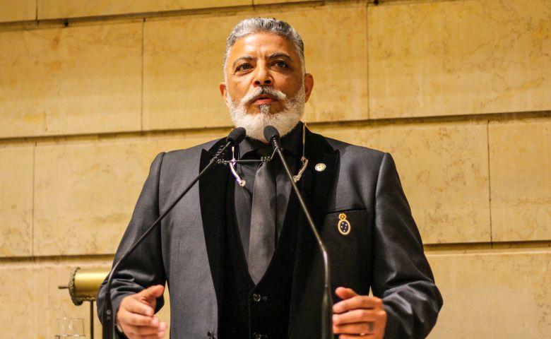 Comendador Regino Barros - Foto Divulgação
