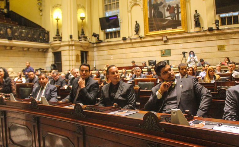 Plenário - Foto Divulgação