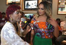 Lisa Gomes, Repórter doTv Fama, é homenageada em Feijoada repleta de famosos 6