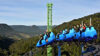 Alpen Park - Montanha russa é reformada e conta com novo visual 4