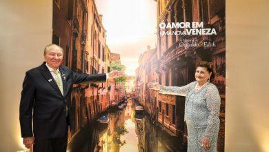 Casal fundador do Festival Italiano lança livro que conta história de 64 anos de amor 1