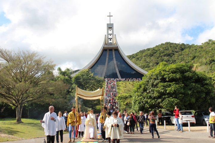 Tapete solidário será preparado para o Dia de Corpus Christi 2