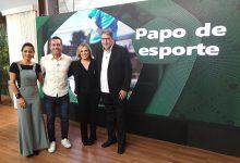 """Programa Papo Em Dia estreia quadro """"Papo de Esporte"""" com novos integrantes 7"""