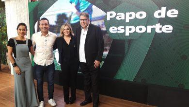 """Programa Papo Em Dia estreia quadro """"Papo de Esporte"""" com novos integrantes 2"""