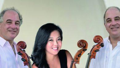 Trio Dauelsberg faz sua estreia em concerto especial, dia 14, sexta-feira, na Sala Cecília Meireles 4
