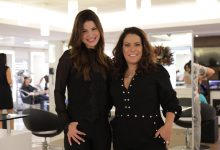 Thatiana Brasil prestigia 15 anos de conceituado salão de beleza em SP 11
