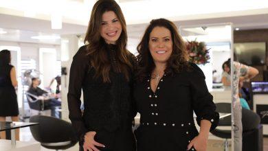 Thatiana Brasil prestigia 15 anos de conceituado salão de beleza em SP 5