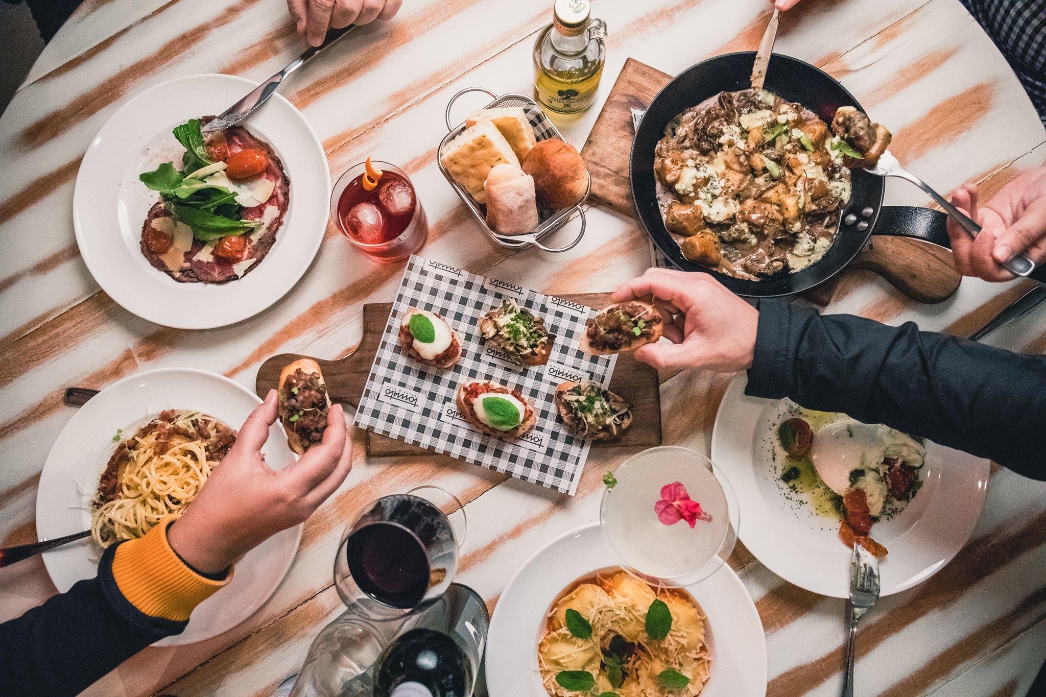 Tomato Cucina & Vino prepara noite italiana para celebrar o Dia dos Namorados 3