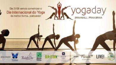 junho, homenagem, internacional, yoga, brava mall, itajai, meditação, mantra, pranayama, hatha yoga