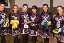 Studio S de Joinville conquista 17 premiações em competição de dança irlandesa 5
