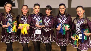 Studio S de Joinville conquista 17 premiações em competição de dança irlandesa 2