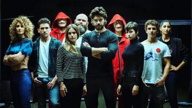 Netflix divulga trailer da terceira temporada de La Casa de Papel 6