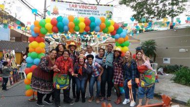 Lar Vinícius promove Festa Junina repleta de atrações. Foto divulgação.