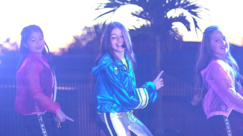 Sensação teen e ex-The Voice Luísa Ferrari grava clipe de seu novo trabalho 3
