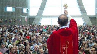 Preparação para a Festa de Santa Paulina contará com bênção aos movimentos religiosos, educadores e doentes