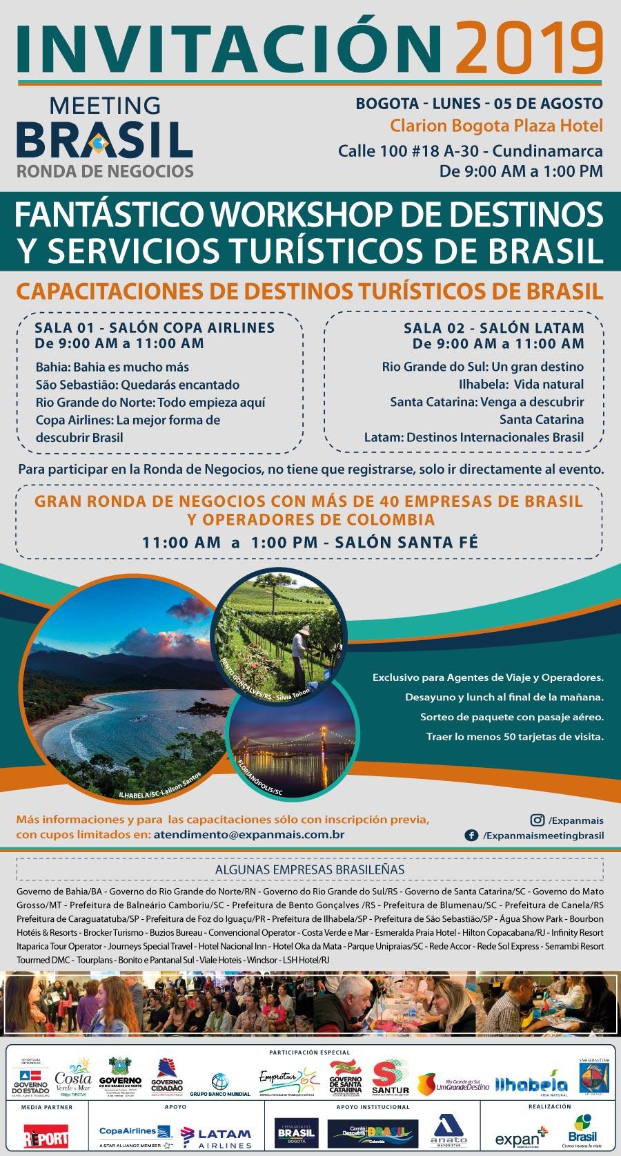Meeting Brasil 2019 - Os desafios e as certezas de mais uma jornada