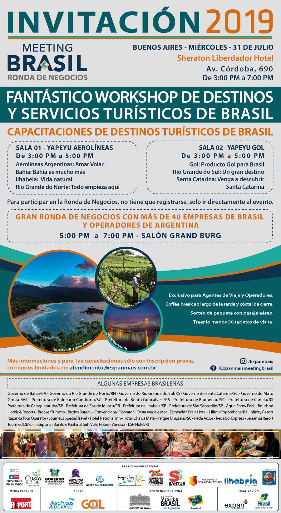 Meeting Brasil - Os desafios e as certezas de mais uma jornada