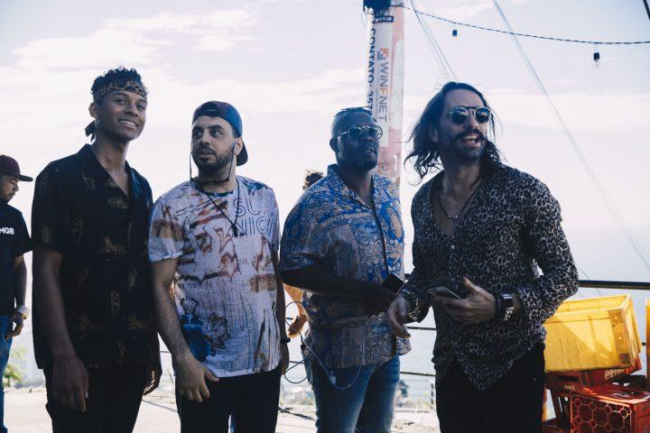 Jaafar Jackson lança carreira musical com videoclipe gravado no Vidigal e dirigido por Marcos Mello Cavallaria