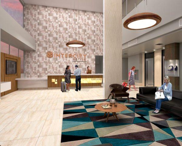 Florianópolis - O Hotel Intercity Portofino destaca conforto, requinte e sustentabilidade na sua estrutura