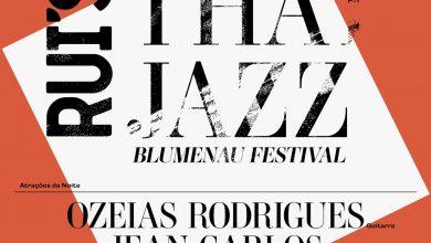 Blumenau recebe o primeiro Rui's All That Jazz Festival, no dia 17 de agosto