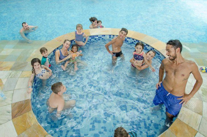 Jurerê Internacional é um dos principais destinos de férias de julho para as crianças