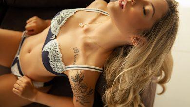 Rute Rocha: sensualidade angelical no Bella da Semana