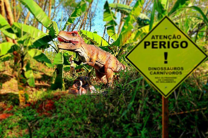 Vale dos Dinossauros ganha novas feras e mais aventuras