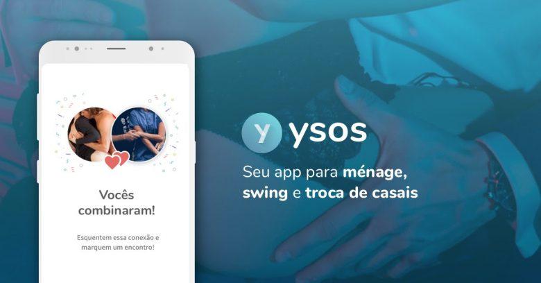 Sexlog lança Ysos: o app para quem curte mènage a trois
