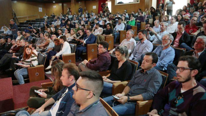 Audiência Pública debate concessão do centro de eventos de Balneário Camboriú - SC
