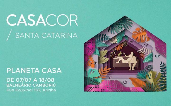 Prêmio CASACOR / Santa Catarina será revelado nesta terça-feira (06)