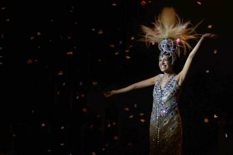 Josephine Baker volta ao Rio