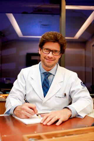 Prof. Dr. Filippo Pedrinola - Divulgação