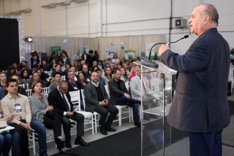 Cidade Empreendedora - Gerente do Sebrae da Foz, Eng Sérgio Fernandes Cardoso