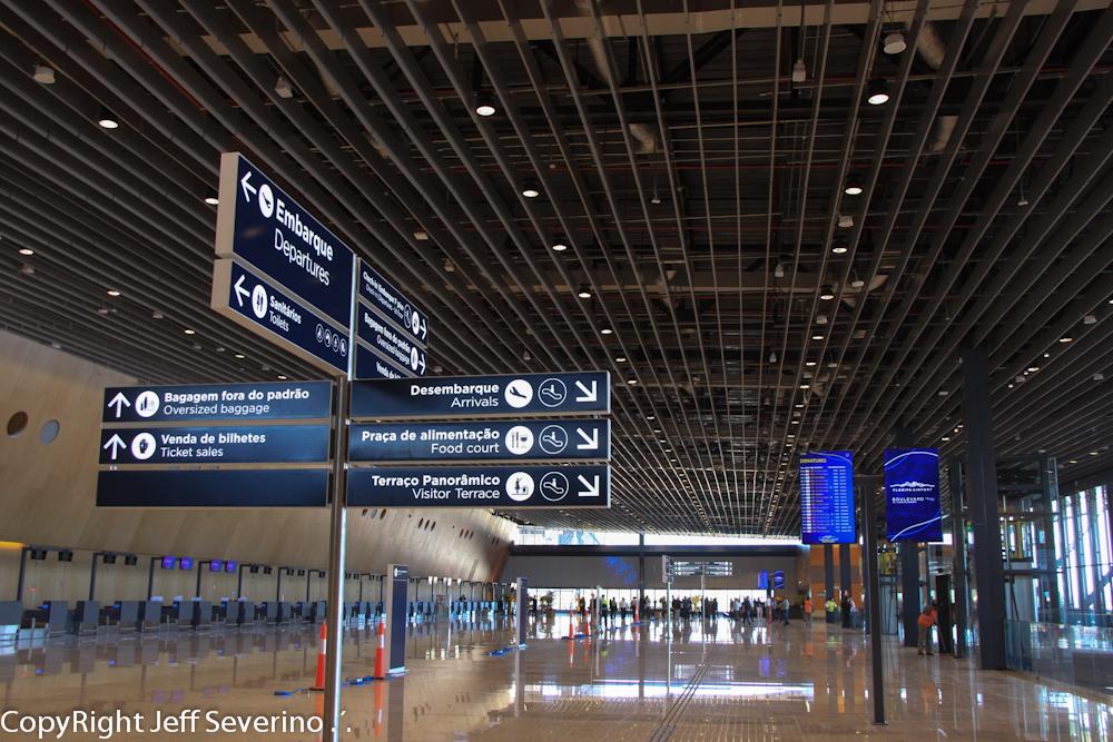 Floripa Airport inaugura novo aeroporto internacional de Florianópolis