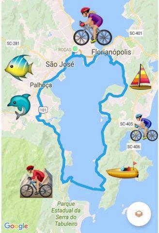 Pedal da Ciclo Vil Bike promove mais uma edição do Pedal do Barquinho
