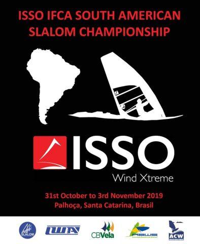 Campeonato Sul Americano e Brasileiro de Windsurf Slalon