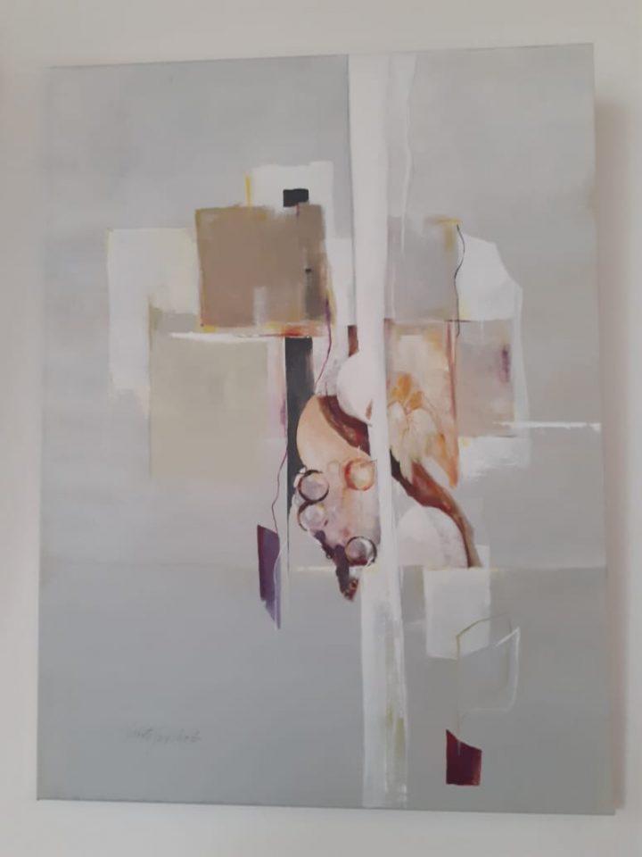 Artista plástica de Floripa é destaque no grande prêmio na Suíça