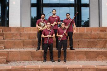 Quinteto do Coree Music Institute
