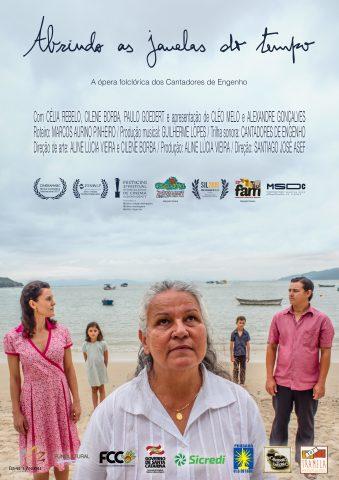 """Longa-metragem catarinense """"Abrindo As Janelas do Tempo"""" percorre o Brasil pela Mostra Sesc de Cinema"""