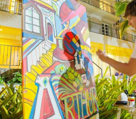 Música, gastronomia, cervejas artesanais e cultura no Jurerê Open Shopping