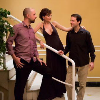 Dani Mattos Trio se apresenta às 18h. Foto Jaiel Prado