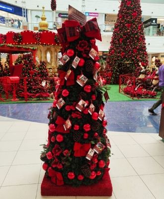 arvore do bem, natal, floripa shopping, shopping, cartinha, criancas, pets, adocao, presentes, campanha,