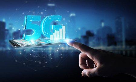 Tecnologia 5G :A revolução 5g irá transformar as viagens aéreas